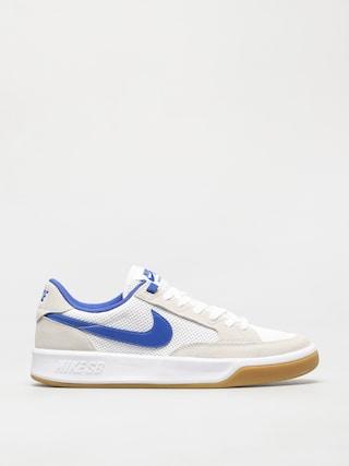 Topu00e1nky Nike SB Adversary (summit white/hyper royal white)