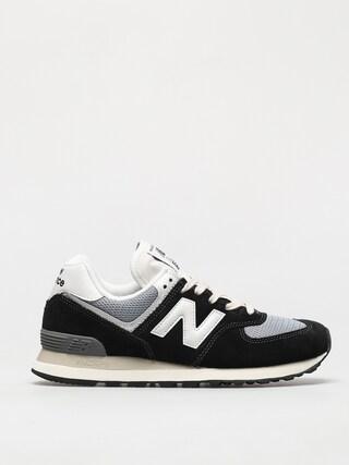 Topánky New Balance 574 (black/grey)