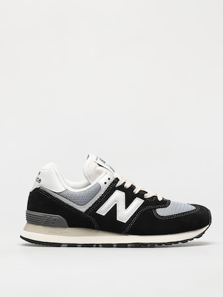 Topu00e1nky New Balance 574 (black/grey)