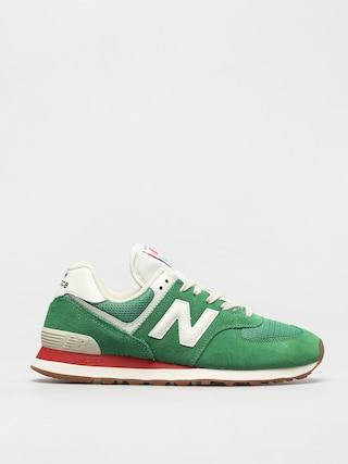 Topu00e1nky New Balance 574 (green)