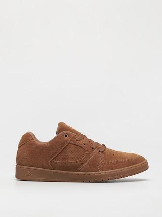 Topánky eS Accel Slim (brown/gum)