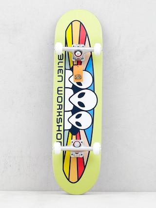 Skateboard Alienworkshop Spectrum (green)