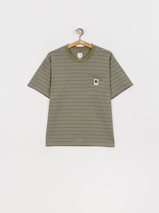 Triu010dko Polar Skate Stripe Pocket (army green)