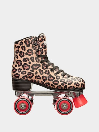 Kolieskovu00e9 koru010dule Impala Quad Skate Wmn (leopard)
