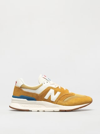 Topu00e1nky New Balance 997 (yellow/blue)