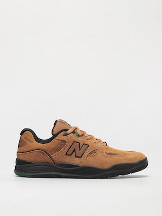 Topu00e1nky New Balance 1010 (brown/green)