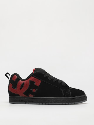 Topu00e1nky DC Court Graffik (black/red print)