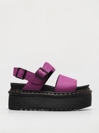 Sandu00e1le Dr. Martens Voss Quad Wmn (bright purple hydro)