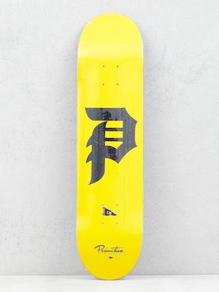 Doska Primitive Dirty P Core (yellow)