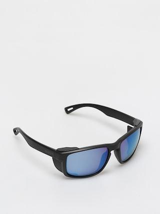 Slneu010dnu00e9 okuliare Majesty Vertex (black/polarized blue mirror)