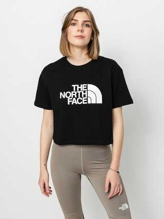 Triu010dko The North Face Cropped Easy Wmn (tnf black)