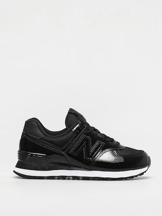 Topánky New Balance 574 Wmn (black/white)