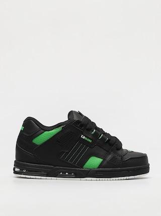 Topu00e1nky Globe Sabre (black/moto green)