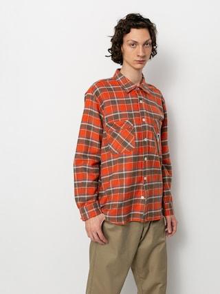 Kou0161eu013ea Polar Skate Flannel (orange)