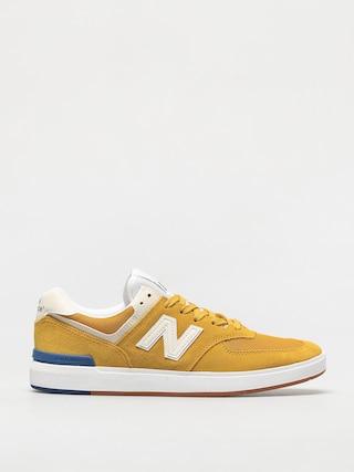 Topu00e1nky New Balance All Coasts 574 (yellow)