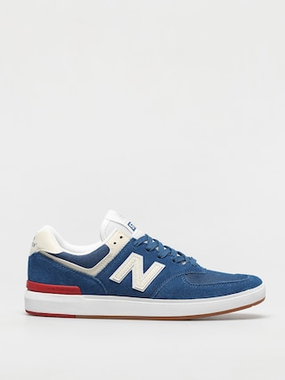 Topánky New Balance All Coasts 574 (royal/white)