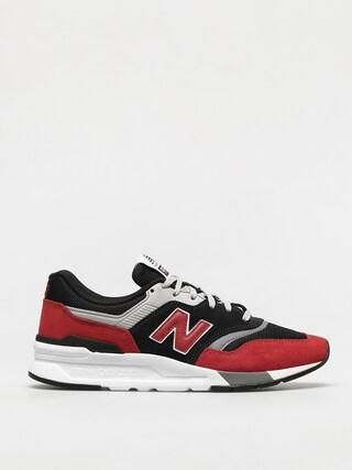 Topu00e1nky New Balance 997 (red/grey)