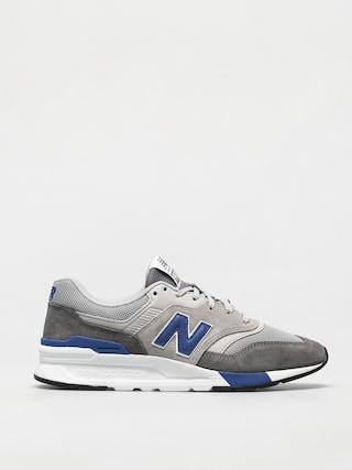 Topánky New Balance 997 (black/grey)