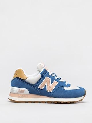 Topánky New Balance 574 Wmn (blue/pink)