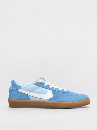 Topu00e1nky Nike SB Heritage Vulc (coast/white psychic blue white)