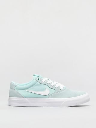 Topu00e1nky Nike SB Chron Solarsoft (light dew/white light dew white)