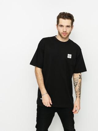 Tričko MassDnm Patch (black)