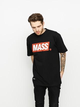 Tričko MassDnm Box (black)