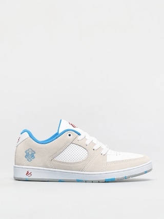 Topánky eS Accel Slim (white/blue/red)