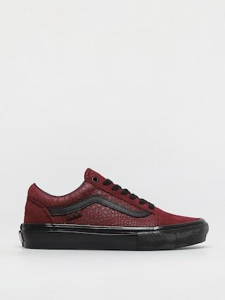 Topu00e1nky Vans Skate Old Skool (breana geering port/black)