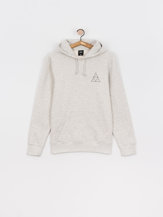 Mikina s kapucu0148ou HUF Essentials TT HD (athletic heather)