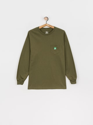Triko Emerica Logo Pocket (army)