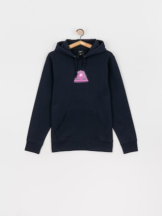 Mikina s kapucu0148ou HUF Digital Dream TT HD (navy blazer)