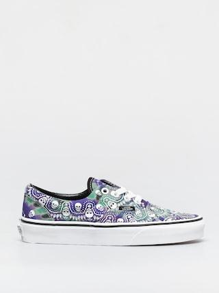 Topánky Vans Era (bandana tie dye/purple)