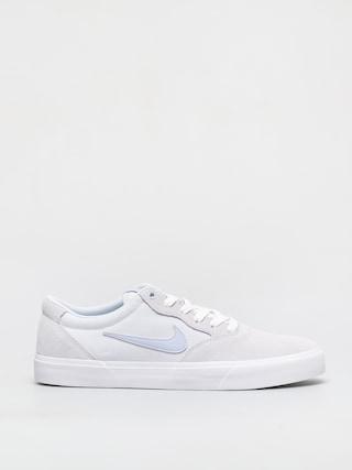 Topu00e1nky Nike SB Chron Solarsoft (football grey/ghost football grey white)