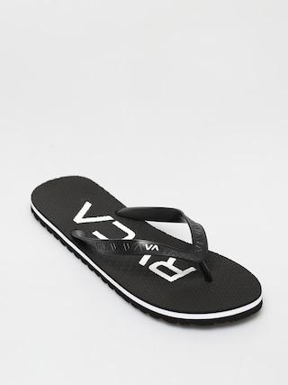 Plu00e1u017eovky RVCA Trenchtown Sandals I (black)
