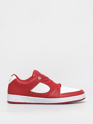 Topánky eS Accel Slim (red/white)