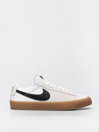 Topu00e1nky Nike SB Zoom Blazer Low Pro Gt (white/black white white)
