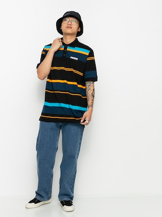 Polo tričko Prosto Great (black)