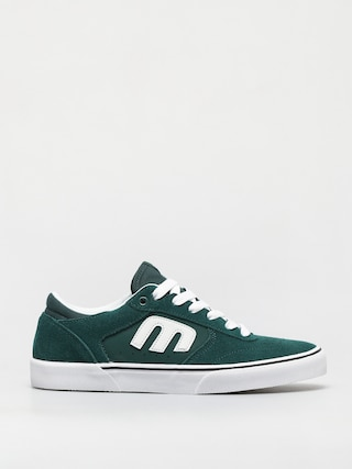 Topu00e1nky Etnies Windrow Vulc (green/white/gum)