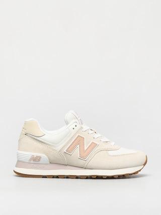 Topánky New Balance 574 Wmn (white)