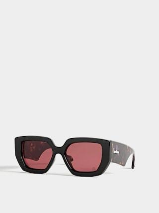Slneu010dnu00e9 okuliare Szade Lowen (elysium blk/blkberry/cherry cola)