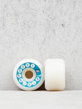 Kolieska Dial Tone Og Rotary Standard (white/teal)