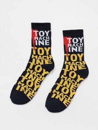 Ponožky Toy Machine Blood Spot (navy)