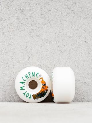 Kolieska Toy Machine Sect Skater (white)