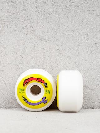 Kolieska Toy Machine Severed (white/yellow)