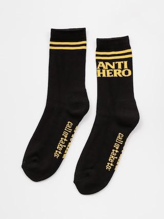 Ponou017eky Antihero Blkhero If Found (black/yellow)