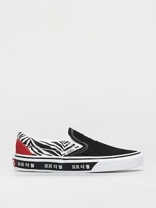 Topánky Vans Classic Slip On (koreantypgrphy/rcgrdtrbl)