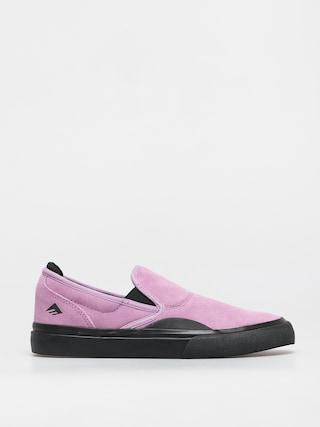 Topánky Emerica Wino G6 Slip On (violet)