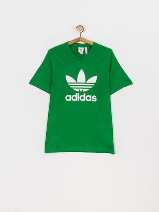 Tričko adidas Originals Trefoil (green/white)