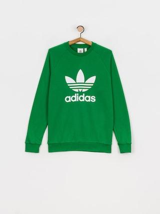 Mikina adidas Originals Trefoil (green/white)